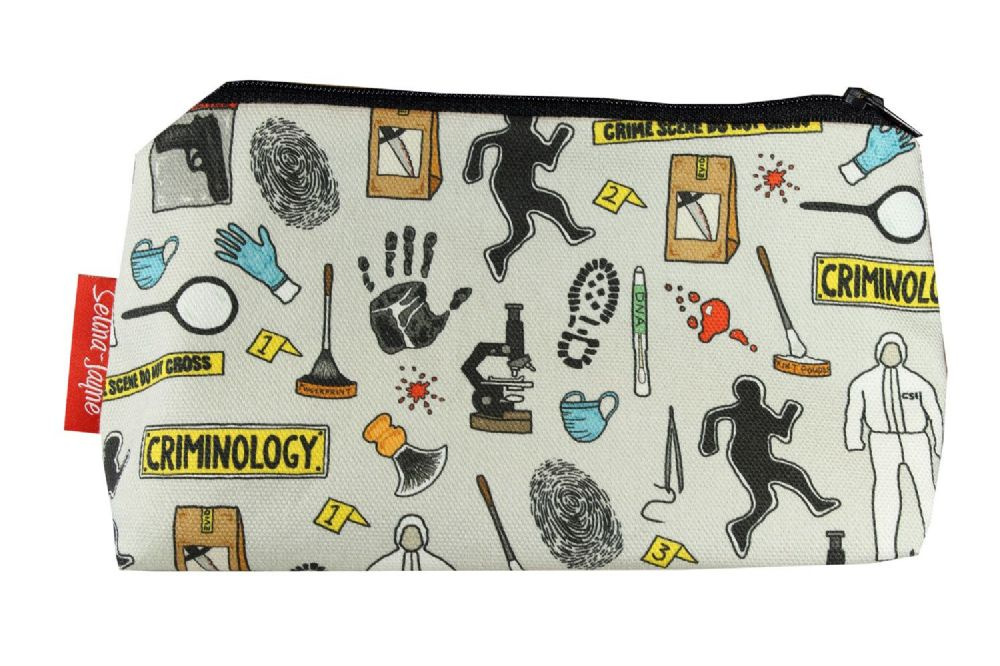 Selina-Jayne Criminologist Limited Edition Designer Cosmetic Bag